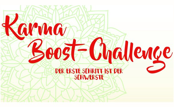 Visual «Karma Boost Challenge»