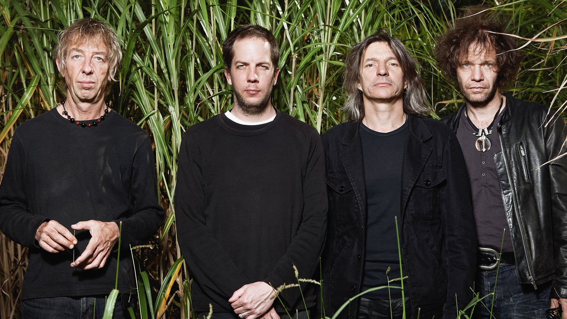 Portrait der Band «The Young Gods»