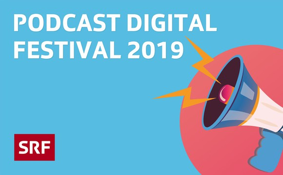 Key Visual Podcast Digital Festival 2019