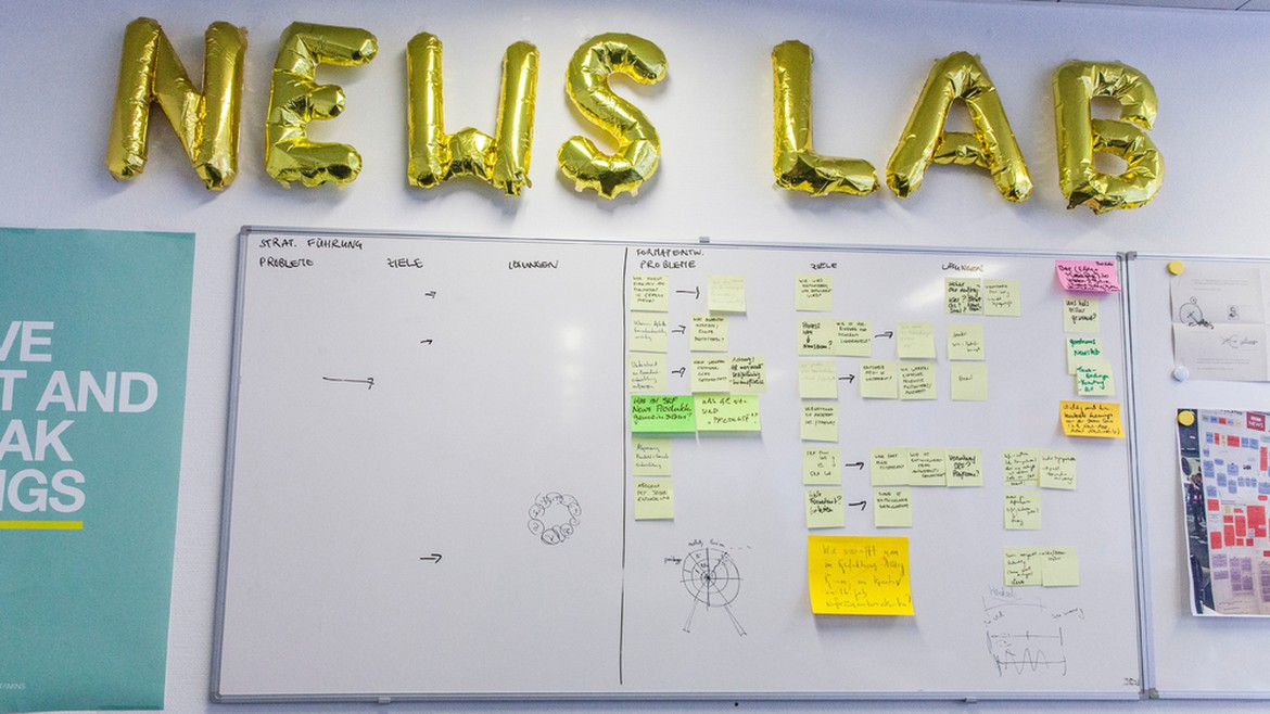 News Lab Board