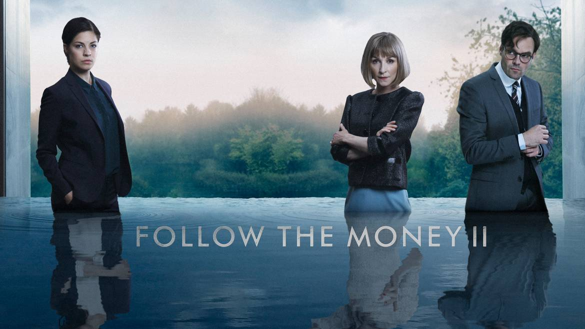 Visual zur 2. Staffel von «Follow the Money»
